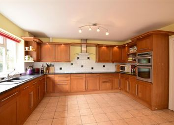 Thumbnail 4 bed detached house for sale in Kirdford Road, Wisborough Green, Billingshurst, West Sussex