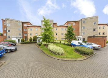 Thumbnail 2 bed flat for sale in Mercury Court, Victoria Road, Romford
