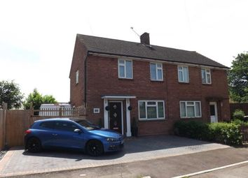 Thumbnail 3 bed semi-detached house for sale in Mead End, Biggleswade, Bedfordshire
