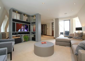 Thumbnail 3 bed flat to rent in Holbein Place, London