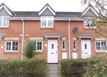 Thumbnail 2 bed terraced house to rent in Blyth Court, Castle Donington, Derby
