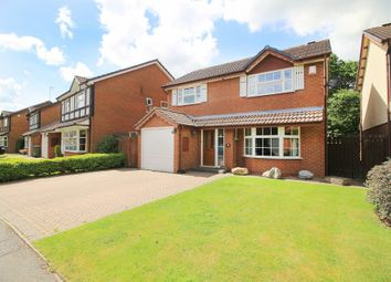 Thumbnail 4 bed detached house for sale in Blackberry Avenue, Hockley Heath, Solihull