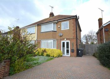 Thumbnail 3 bedroom semi-detached house for sale in Farley Road, Margate, Kent