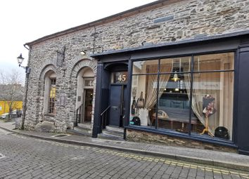 Thumbnail Commercial property for sale in St. Mary Street, Cardigan