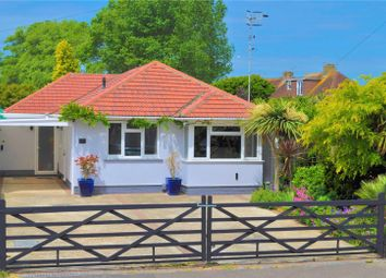 Thumbnail 3 bed bungalow for sale in Wembley Avenue, Lancing, West Sussex