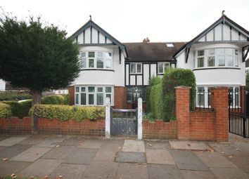 Thumbnail 4 bed property to rent in Cleveland Road, Ealing