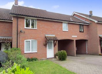 Thumbnail 3 bed terraced house for sale in The Street, Wenhaston, Halesworth