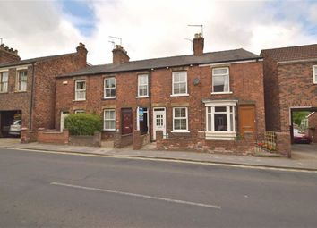 Thumbnail 2 bed terraced house to rent in Queensgate, Beverley