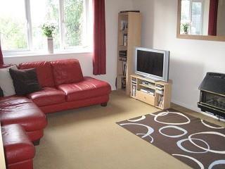 Thumbnail 1 bedroom flat to rent in Calluna Court, Heathside Road