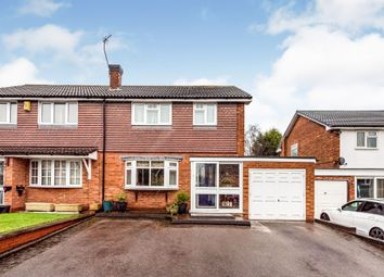 3 bed semi-detached house for sale in High Grange, Lichfield WS13