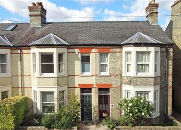 Thumbnail 4 bedroom terraced house to rent in Mawson Road, Cambridge