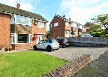Thumbnail 3 bed semi-detached house for sale in Portland Drive, Forsbrook, Stoke-On-Trent