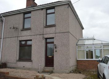 Thumbnail 3 bed property to rent in Pantyffynnon, Ammanford