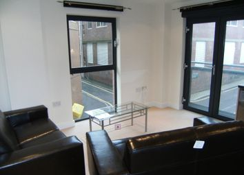Thumbnail 1 bed flat to rent in Furnival Street, Sheffield