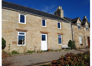 Thumbnail 2 bed terraced house for sale in Portgower, Helmsdale