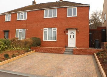 Thumbnail 3 bed semi-detached house to rent in St. Margarets Road, Leamington Spa