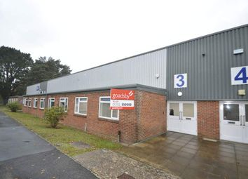 Thumbnail Warehouse to let in Unit 3 Holton Road, Poole