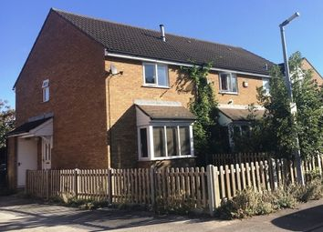 Thumbnail 2 bedroom property to rent in Hawesmere Close, Biggleswade