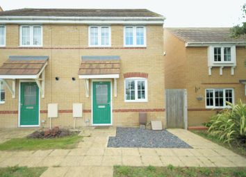 Thumbnail 2 bed semi-detached house for sale in Jubilee Avenue, Portsmouth