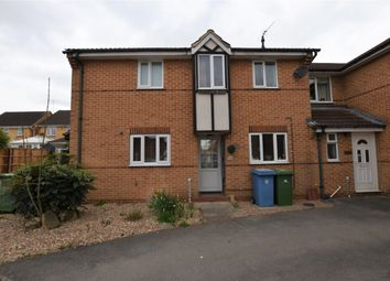 Thumbnail 2 bed town house for sale in Cusworth Way, Worksop