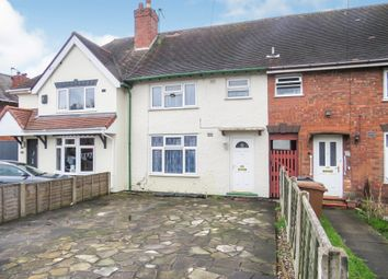 3 bed terraced house for sale in Valley Road, Bloxwich, Walsall WS3