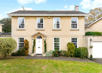 Thumbnail 4 bedroom detached house for sale in Northfields Close, Bath