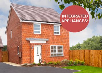 """Thumbnail 4 bed detached house for sale in """"Chester"""" at Mount Street, Barrowby Road, Grantham"""