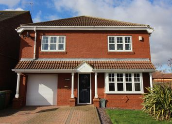 Thumbnail 5 bed detached house for sale in Jubilee Close, Hedon, Hull