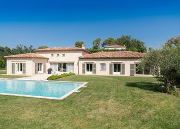 Thumbnail 4 bed villa for sale in Mougins, Mougins, Provence-Alpes-Côte D'azur, France
