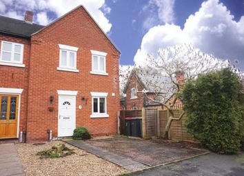 Thumbnail 3 bed semi-detached house to rent in Barkers Court, Madeley