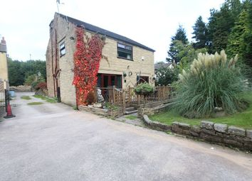 Thumbnail 4 bed detached house for sale in Dinting Vale, Glossop, Derbyshire