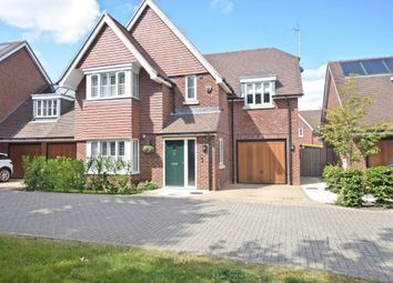 Thumbnail Detached house for sale in Saxon Close, Spencers Wood, Reading
