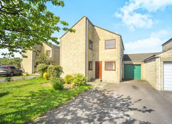Thumbnail 4 bed detached house for sale in John Aubrey Close, Yatton Keynell, Chippenham
