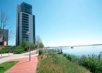 Thumbnail 2 bed flat for sale in Pendeen House, Horizon, Prospect Place, Cardiff