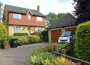Thumbnail 4 bed detached house to rent in Carew Way, Watford
