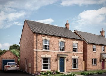 "Thumbnail 4 bedroom detached house for sale in ""The Barnwell"" at Nottingham Road, Melton Mowbray"