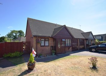 Thumbnail 2 bed semi-detached bungalow for sale in Robert Way, Mytchett, Camberley