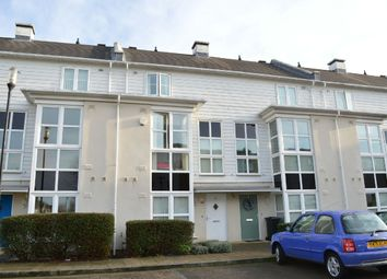 Thumbnail 4 bed terraced house to rent in Revere Way, Epsom, Surrey