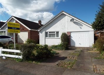 Thumbnail 2 bed bungalow to rent in Brailsford Road, Wigston