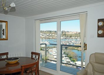 Thumbnail 4 bed maisonette for sale in Lower Contour Road, Kingswear, Dartmouth