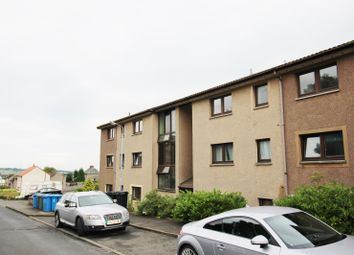 Thumbnail 1 bed flat for sale in Overton Crescent, Denny