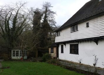 Thumbnail 2 bed property to rent in Polhill Lane, Maidstone