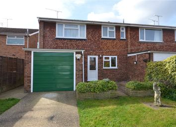 Thumbnail 3 bed end terrace house for sale in Beaulieu Gardens, Blackwater, Surrey