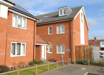 Thumbnail 1 bed flat to rent in Starling Road, Norwich