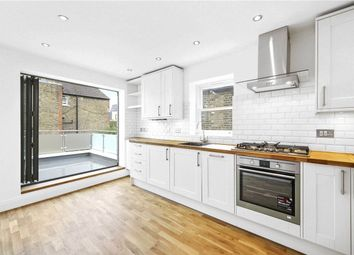 Thumbnail 3 bedroom flat to rent in Stephendale Road, Fulham, London