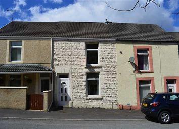 Thumbnail 2 bedroom terraced house for sale in Kilvey Road, Swansea