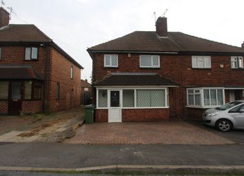 Thumbnail 3 bedroom semi-detached house to rent in Kingsway, Braunstone, Leicester