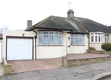 Thumbnail 2 bedroom bungalow for sale in Peaketon Avenue, Ilford