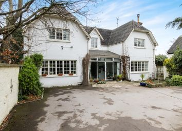 Thumbnail 5 bedroom detached house for sale in Moorend Park Road, Leckhampton, Cheltenham
