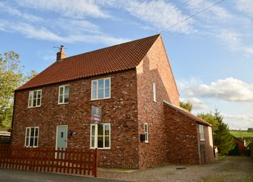 Thumbnail 4 bed detached house for sale in Back Lane, Leavening, Malton